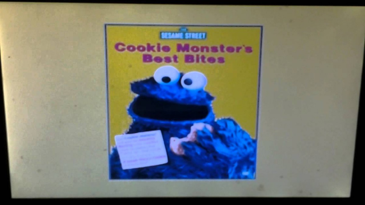 Cookie Monster's Best Bites Dvd Preview