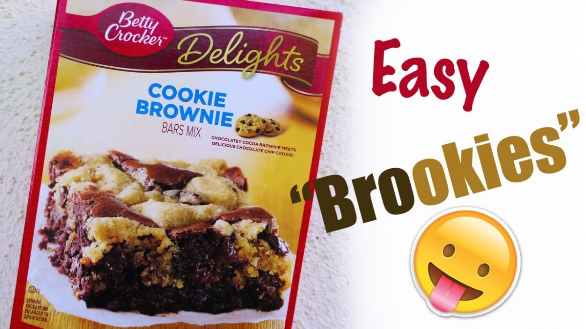 How To Bake Betty Crocker Delights