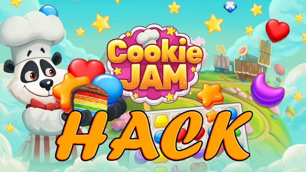 Cookie Jam Hack For Ios & Android