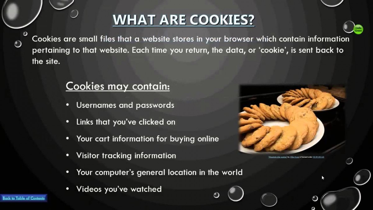 What Are Cache And Cookies