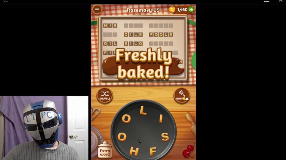 Word Cookies Rosemary 5 Solved