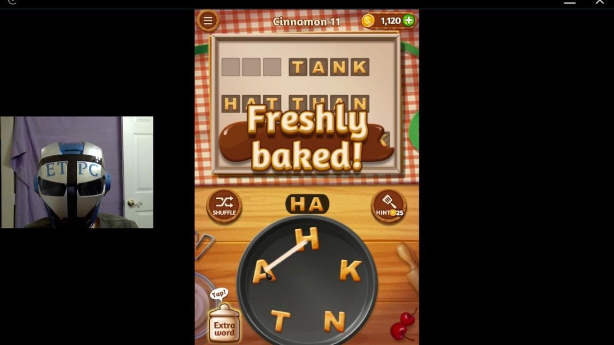 Word Cookies Cinnamon 11 Solved