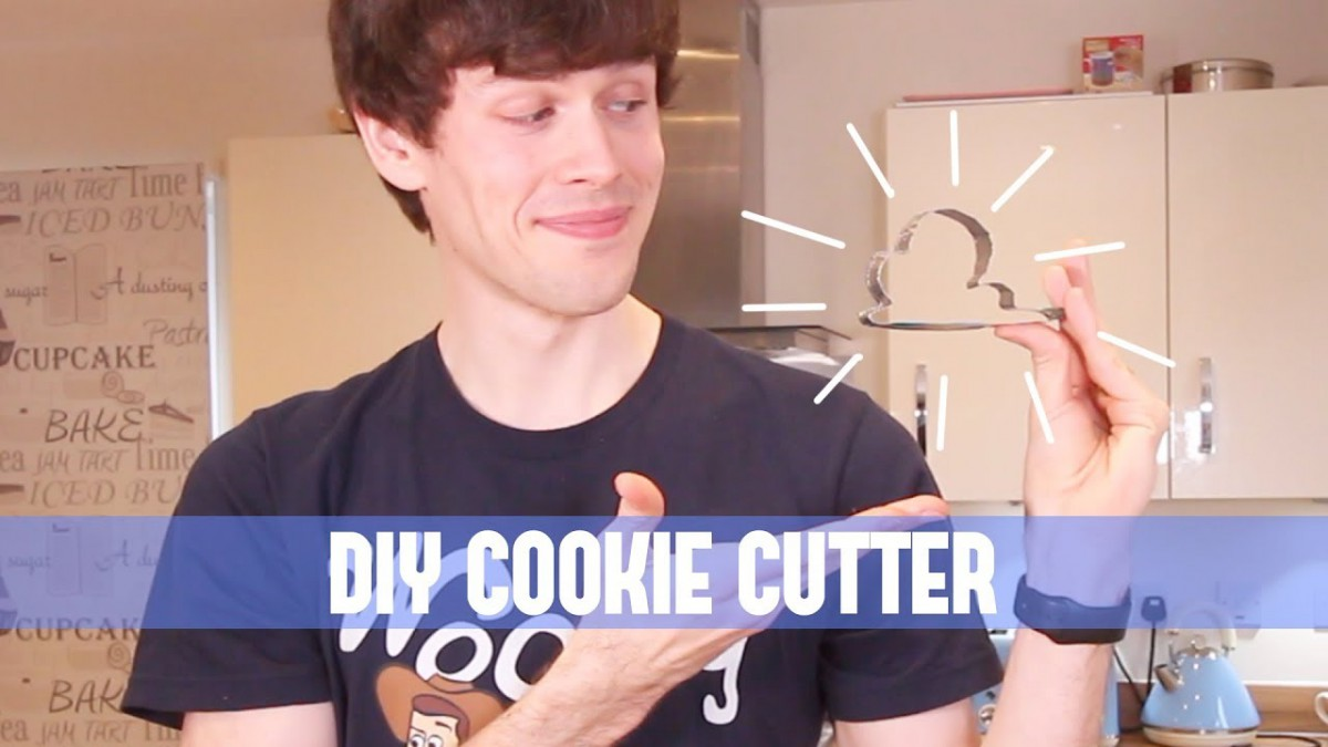 How To Make A Custom Cookie Cutter