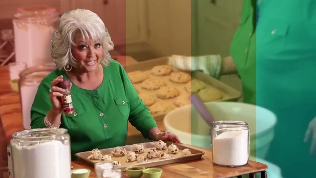 Paula Deen Ytp  Oven Roasted Magic Cookies
