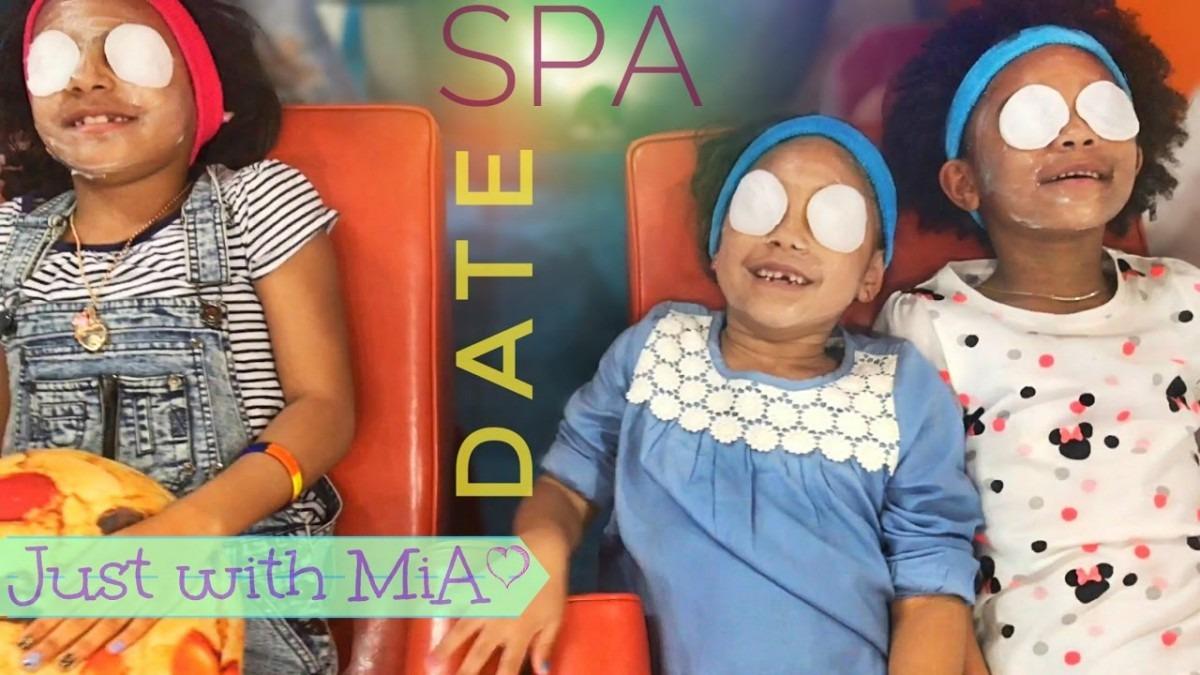 💕 Kids Spa Date