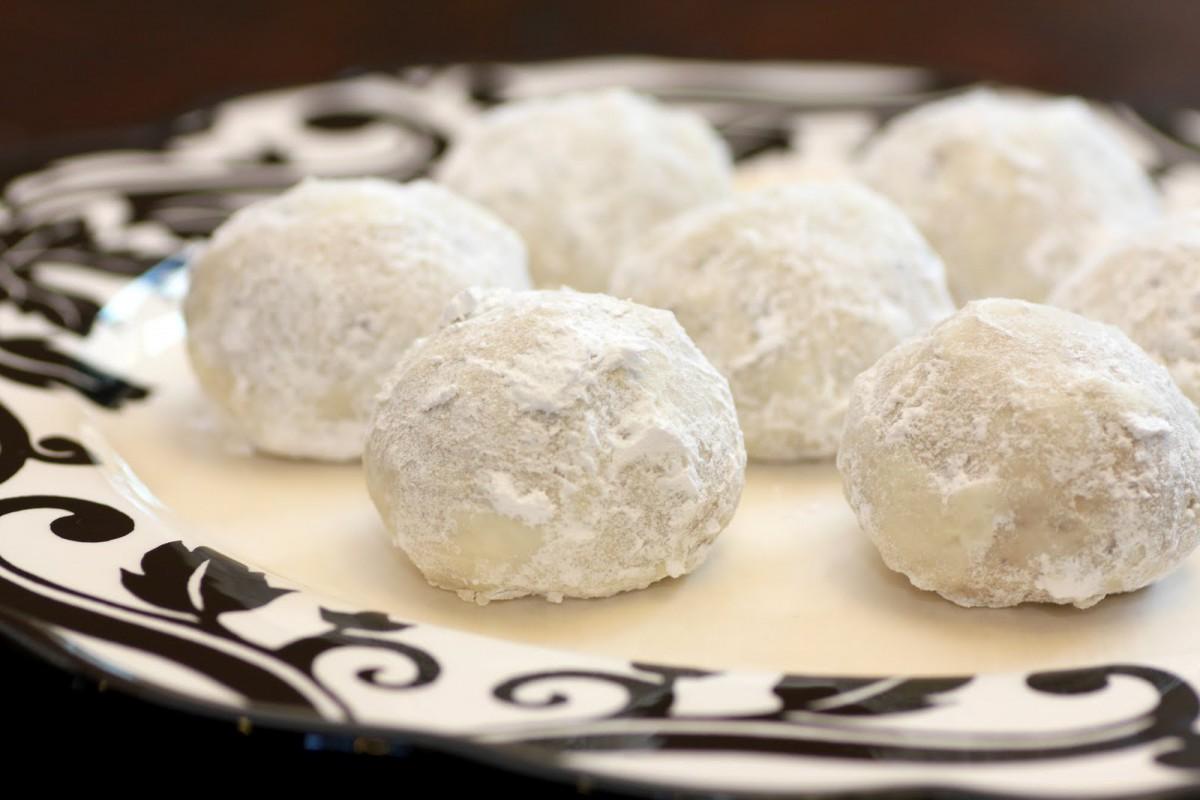 Recipe Snobs  Mexican Wedding Cookies