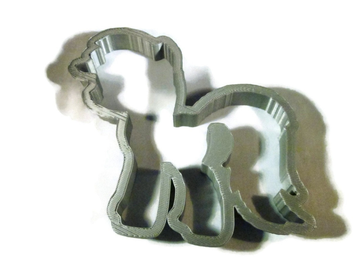 My Little Pony Cookie Cutter