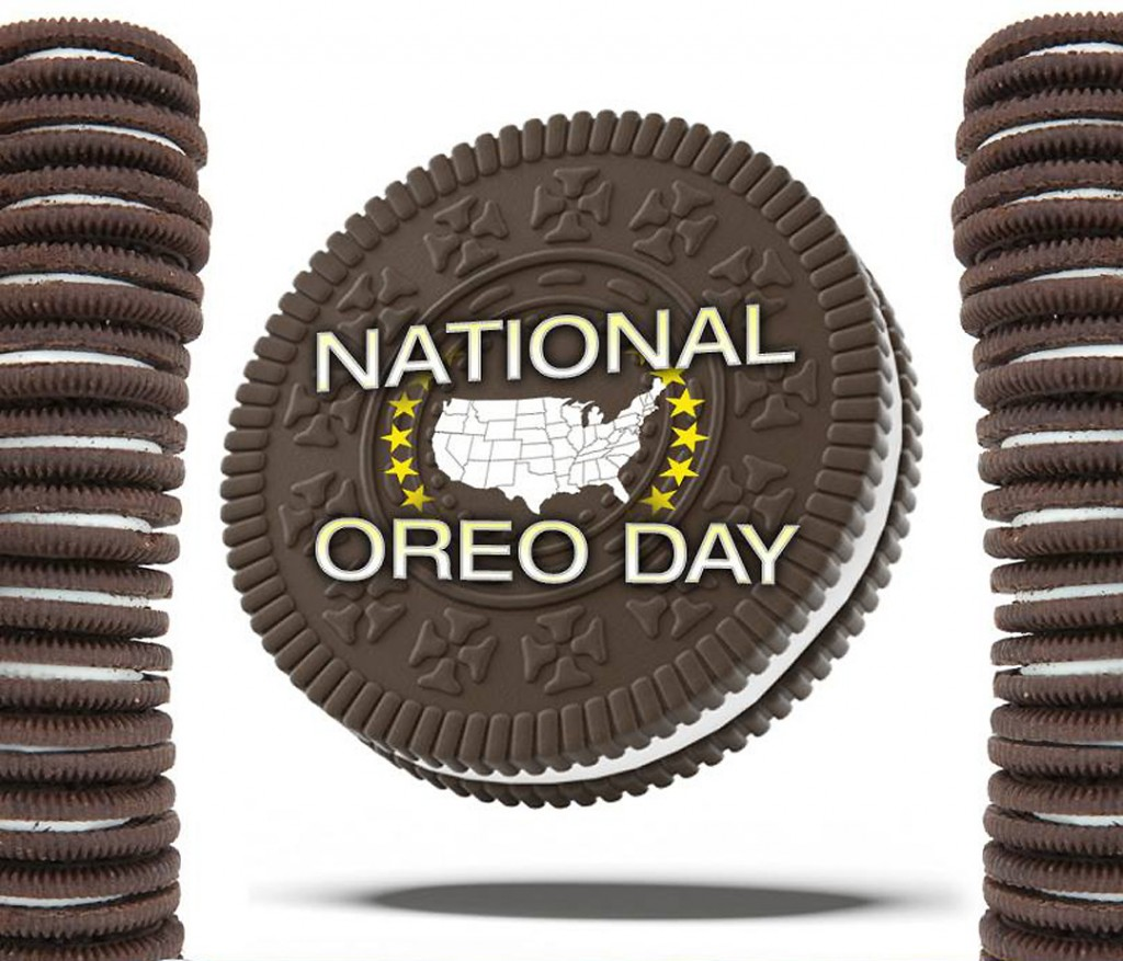 Annies Home  National Oreo Cookie Day