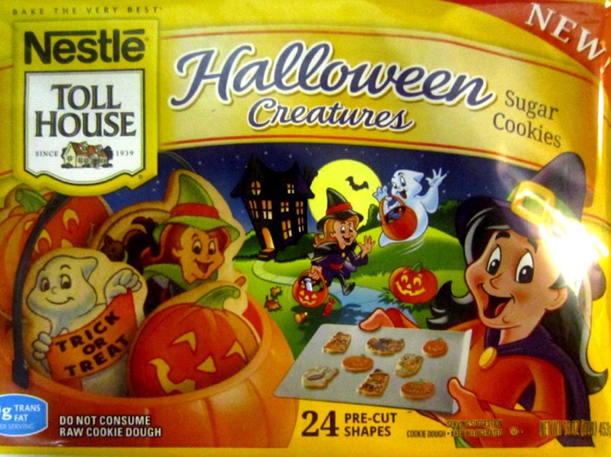 The Holidaze  Nestle Tollhouse Halloween Creatures