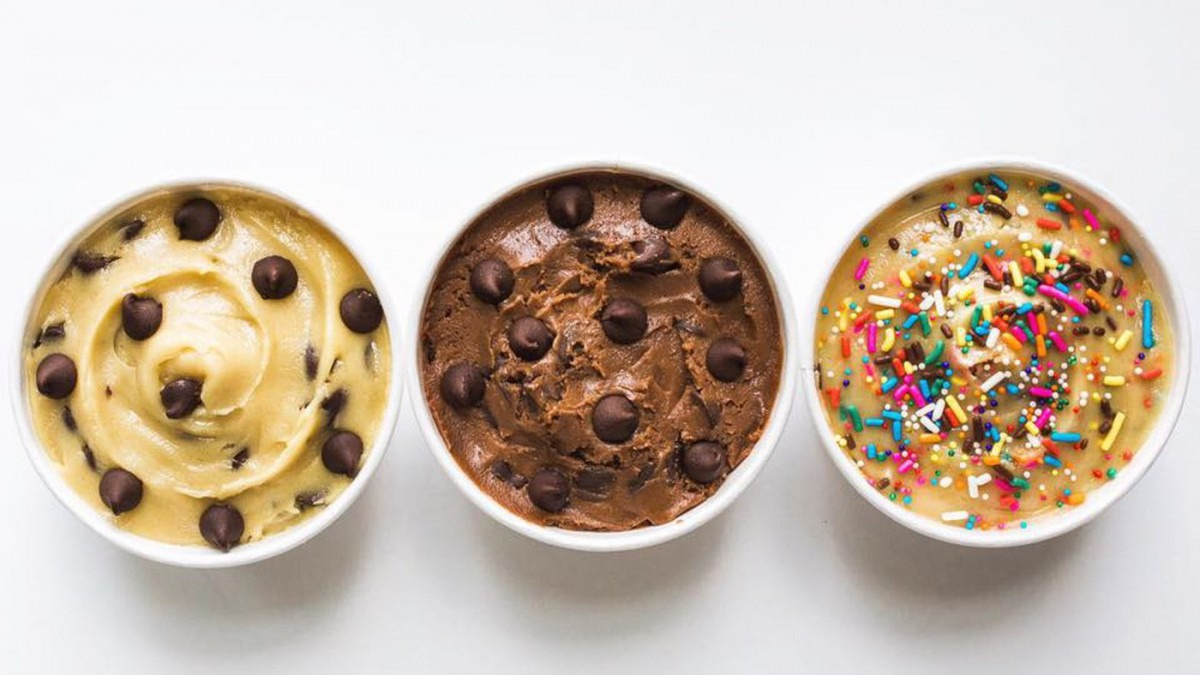 Nashville's First Raw Cookie Dough Scoop Shop Is Now Open In