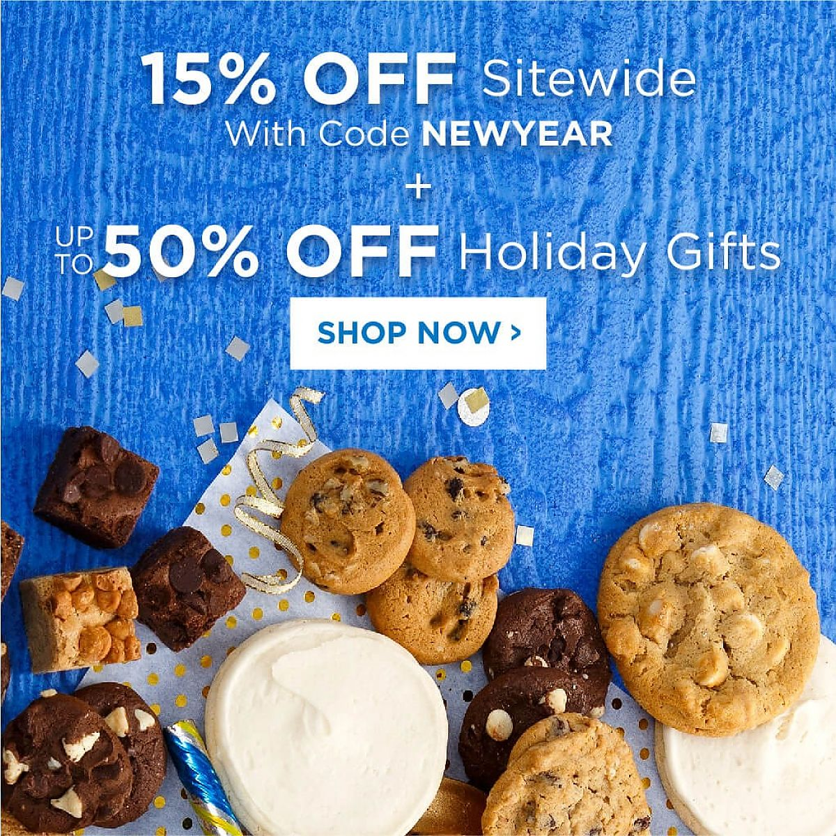 Send Cookies & Get Cookie Gifts Delivered