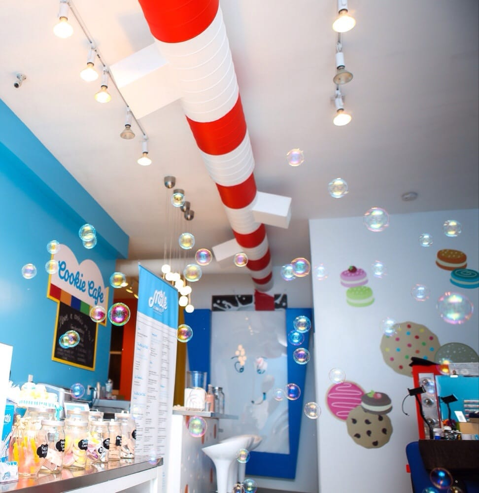 Milk & Cookies Kids Salon And Spa