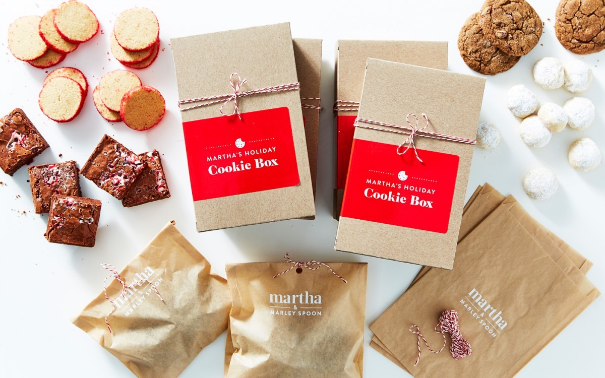 Martha Stewart Has A New Holiday Cookie Box To Make Your Baking