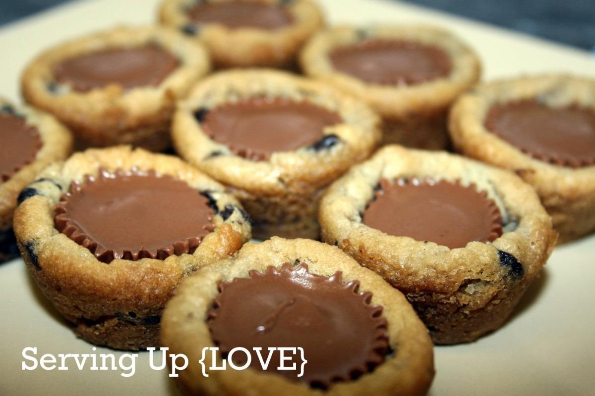 Katherine's Kitchen  Serving Up {cookies}  Chocolate Chip Peanut