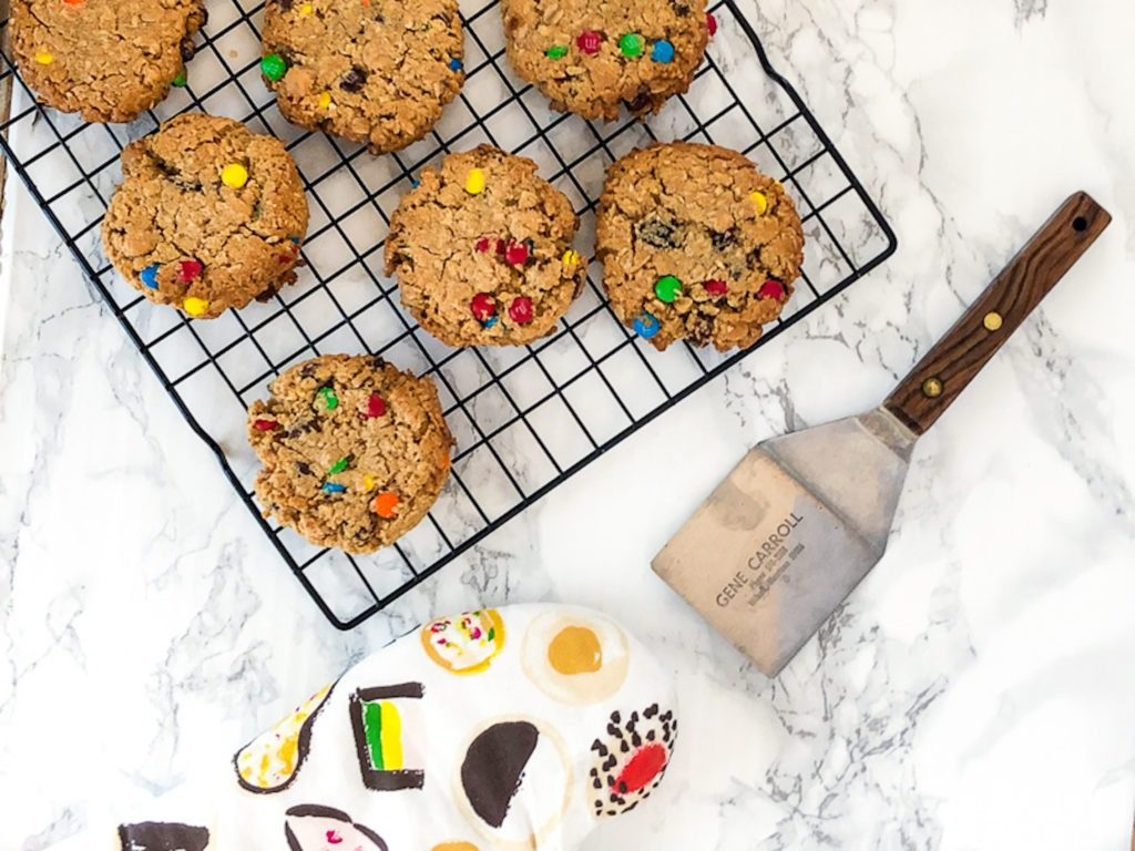 The Peanut Butter Lover's Monster Cookie