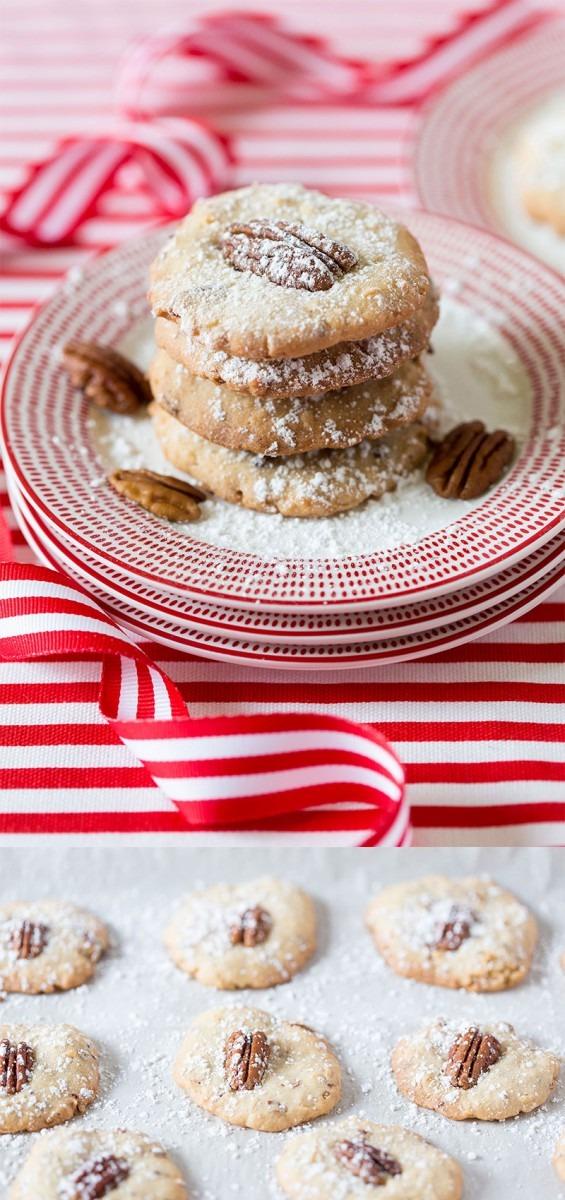 Coconut Pecan Cookies, Easy And Delicious Recipe