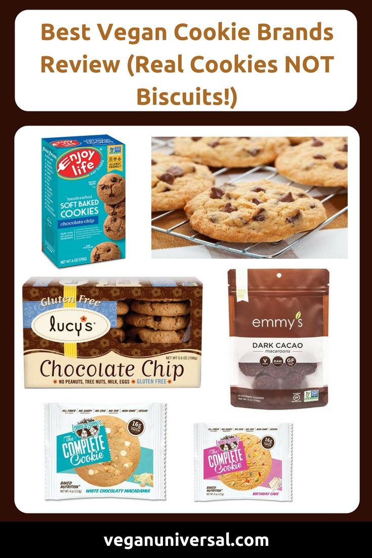 Best Vegan Cookie Brands Review (real Cookies Not Biscuits