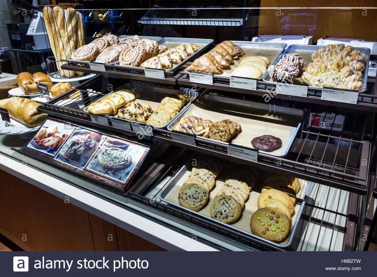 Port St  Lucie Florida Saint Panera Bread Inside Restaurant