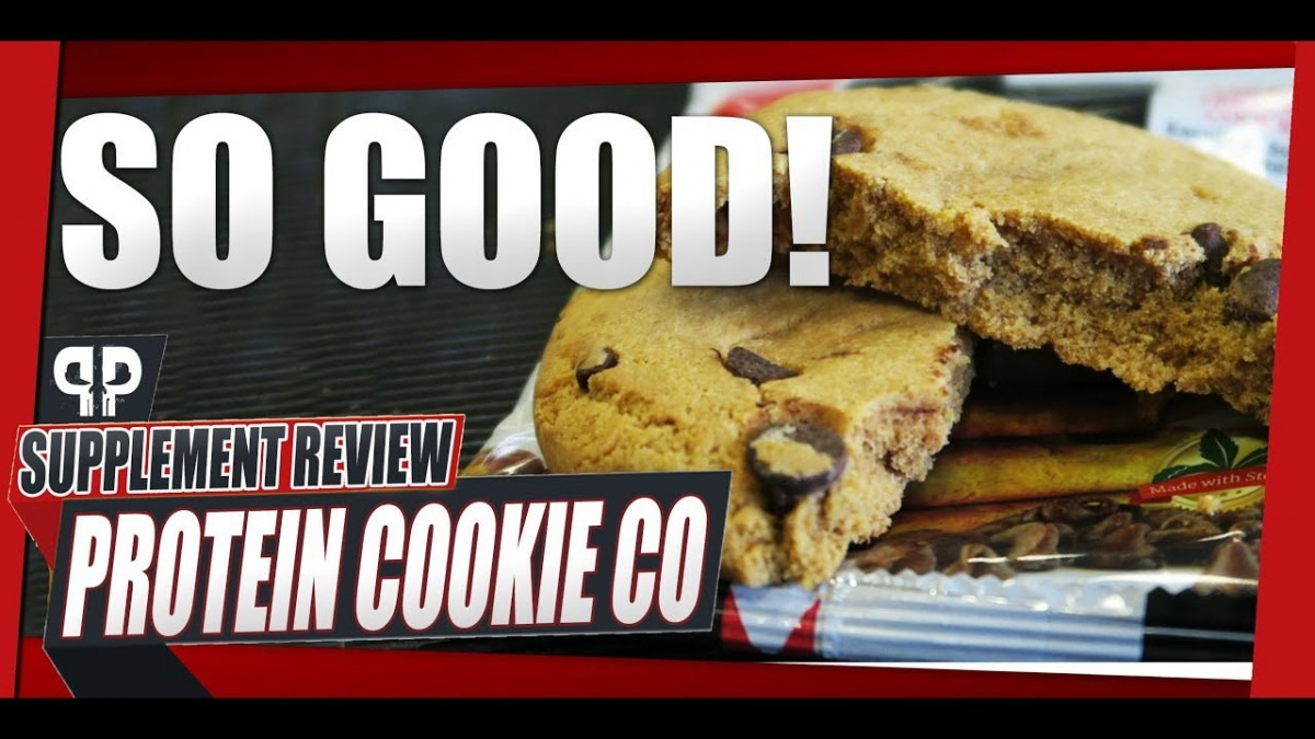 The Protein Cookie Co  Review — The Best Protein Cookie!