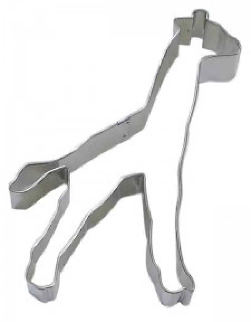 R And M Giraffe Cookie Cutter
