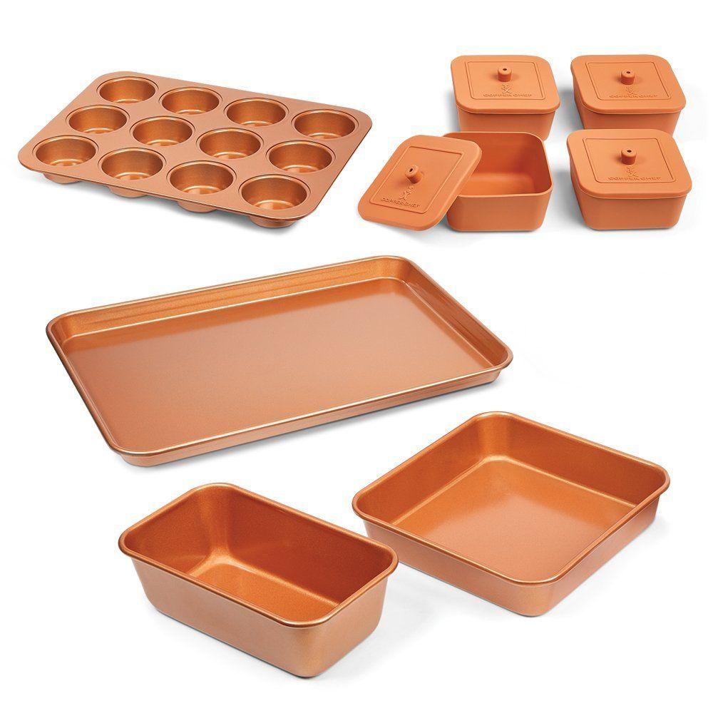 Copper Chef 12 Pcs Non