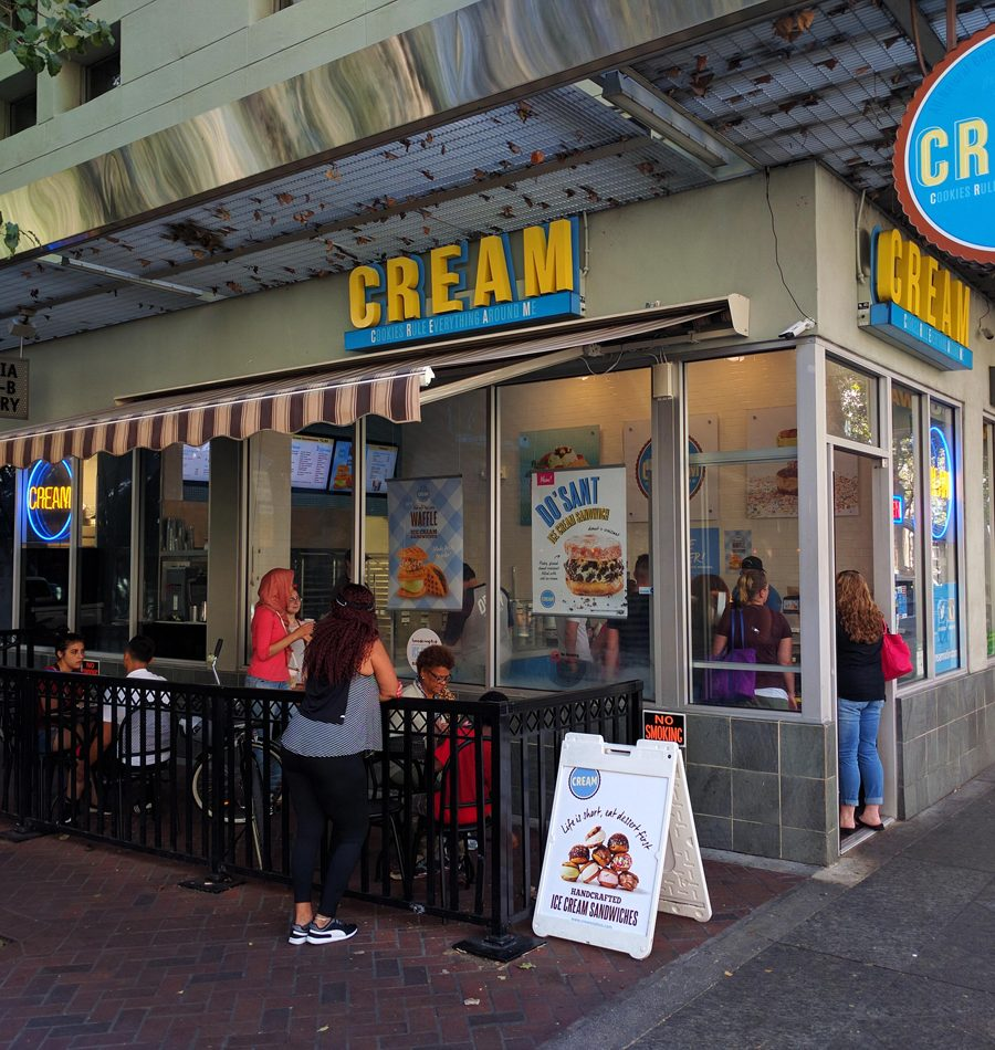 Cream San Jose