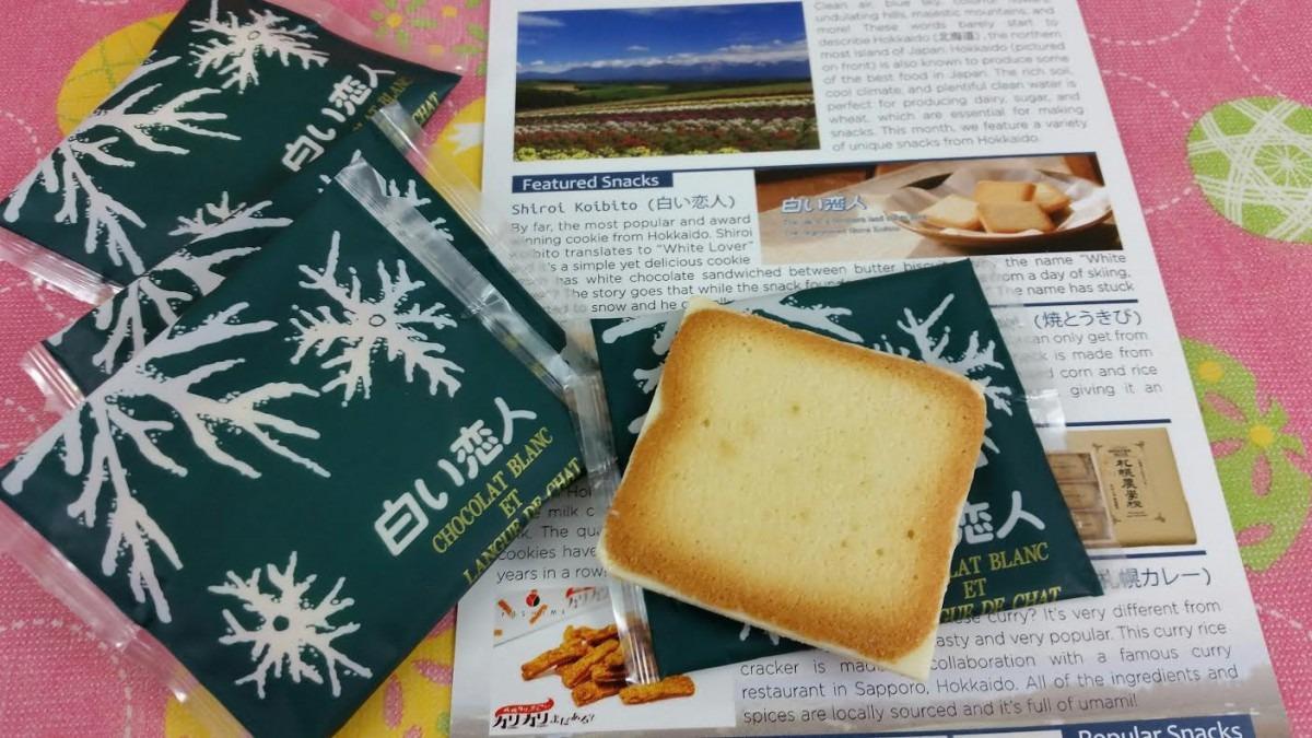 Snakku October 2015 Artisan Japanese Snack Subscription Review