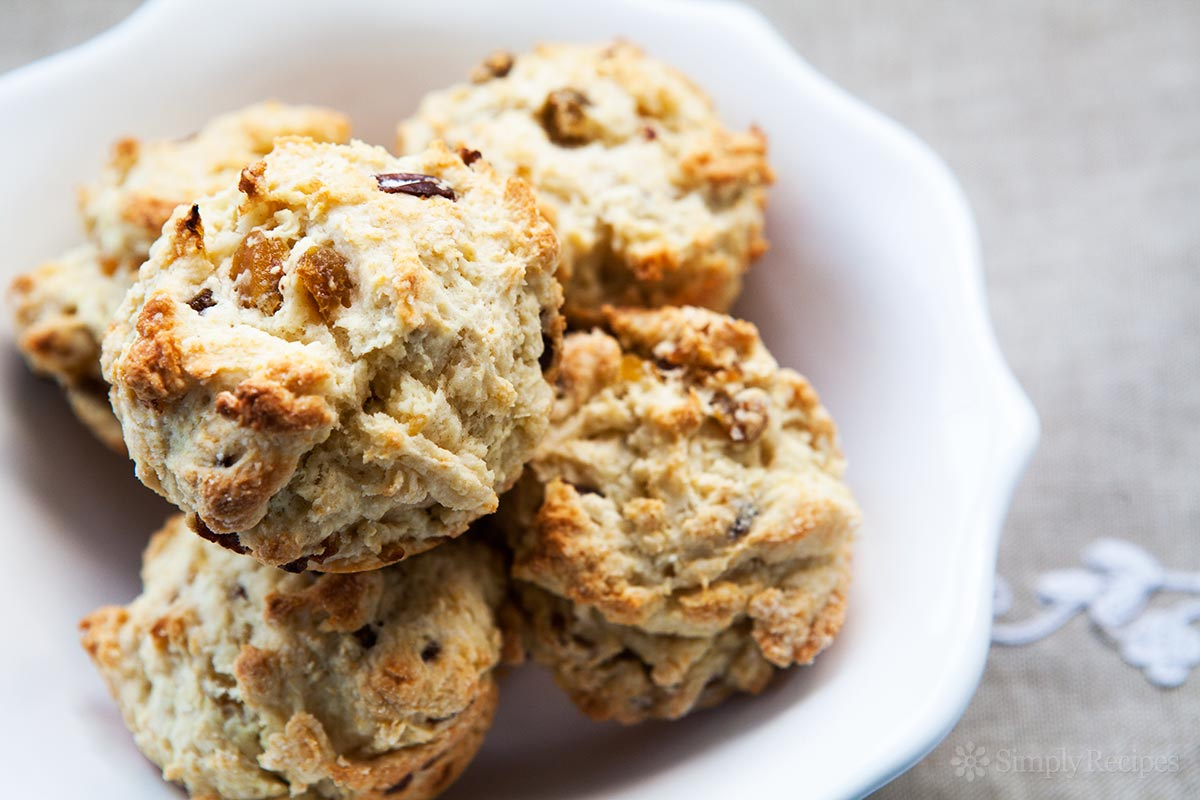 Soda Bread Biscuits Recipe