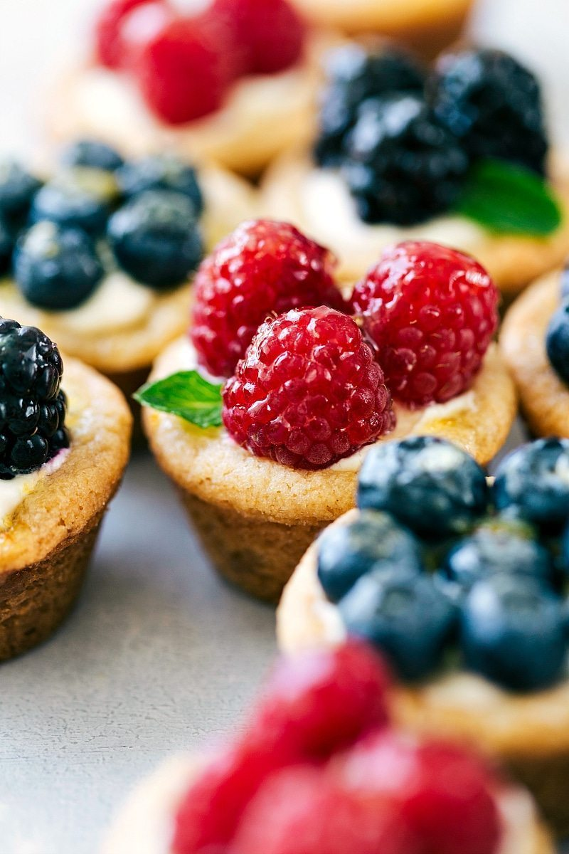 Fruit Tart {delicious And Easy To Make!}