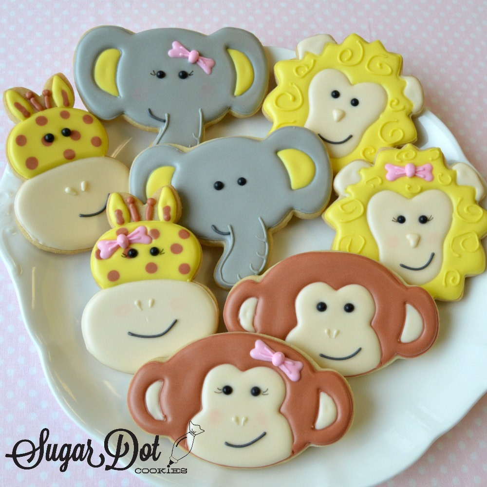 Custom Sugar Cookies Decorated With Royal Icing To Purchase, Order
