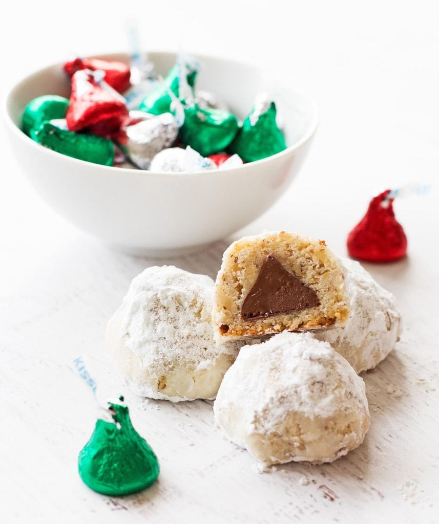 Surprise Kiss Cookies