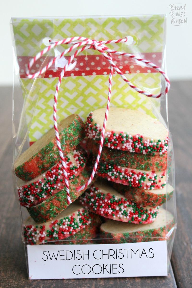 Swedish Christmas Cookies • Bread Booze Bacon