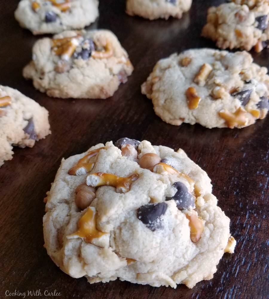 Cooking With Carlee  Kitchen Sink Cookies