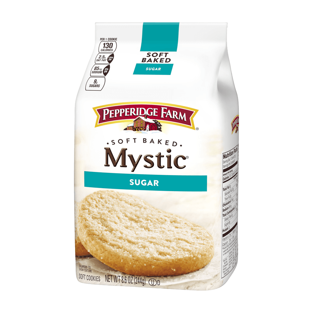 Soft Baked Mystic™ Sugar Cookies