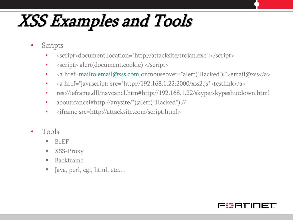 Xss 101 Jason Clark 12  Ppt Download