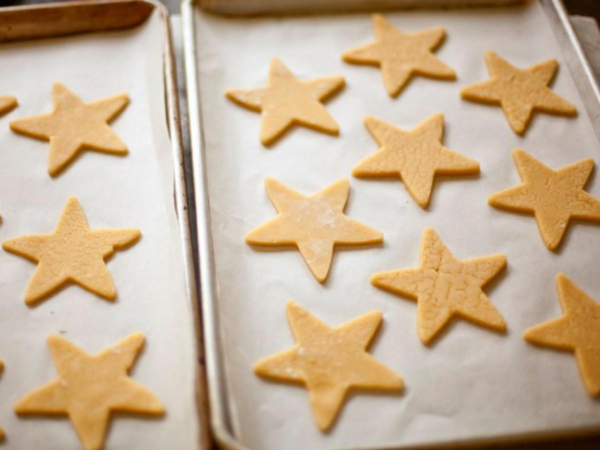 4th Of July Dessert Recipe  Star Sugar Cookies