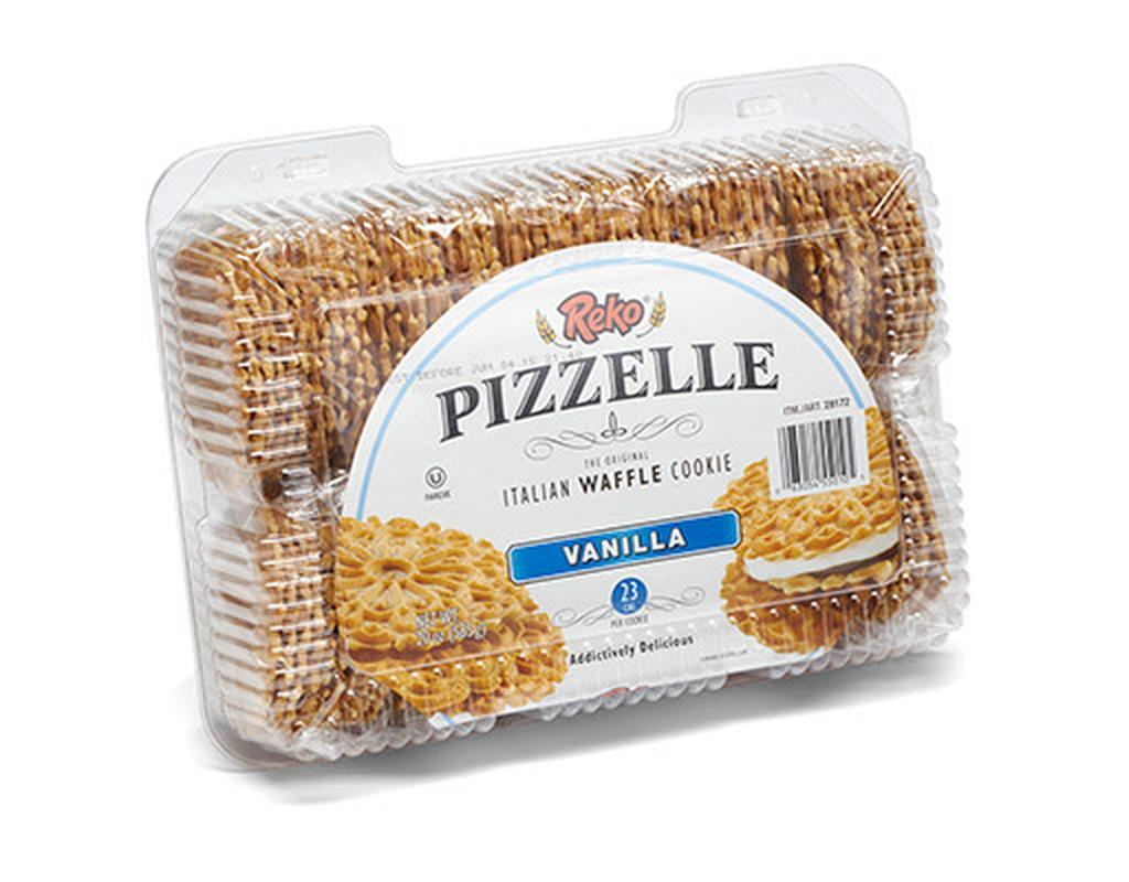 Pizzelle Italian Waffle Cookie 20 Oz