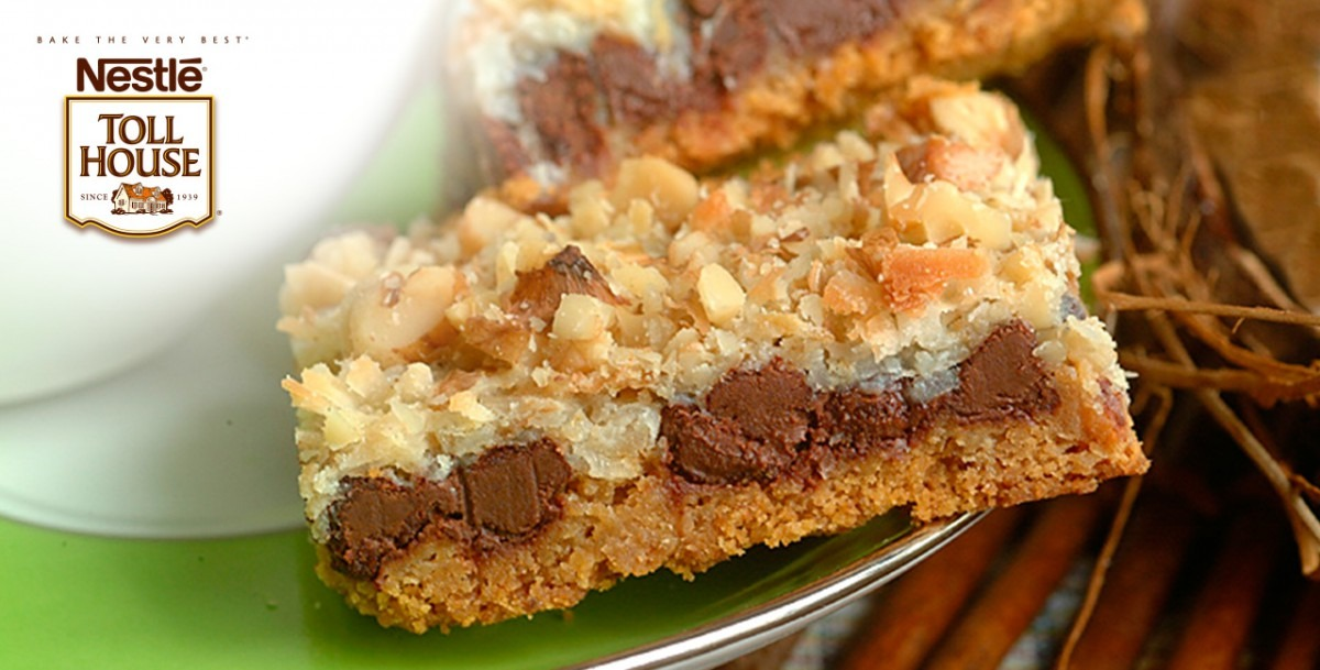 Outrageous Cookie Bars