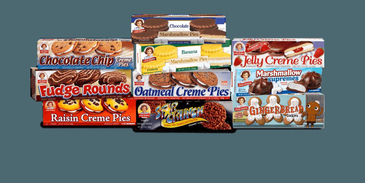 Little Debbie  Gingerbread Cookie Ice Cream Sandwiches Recipe