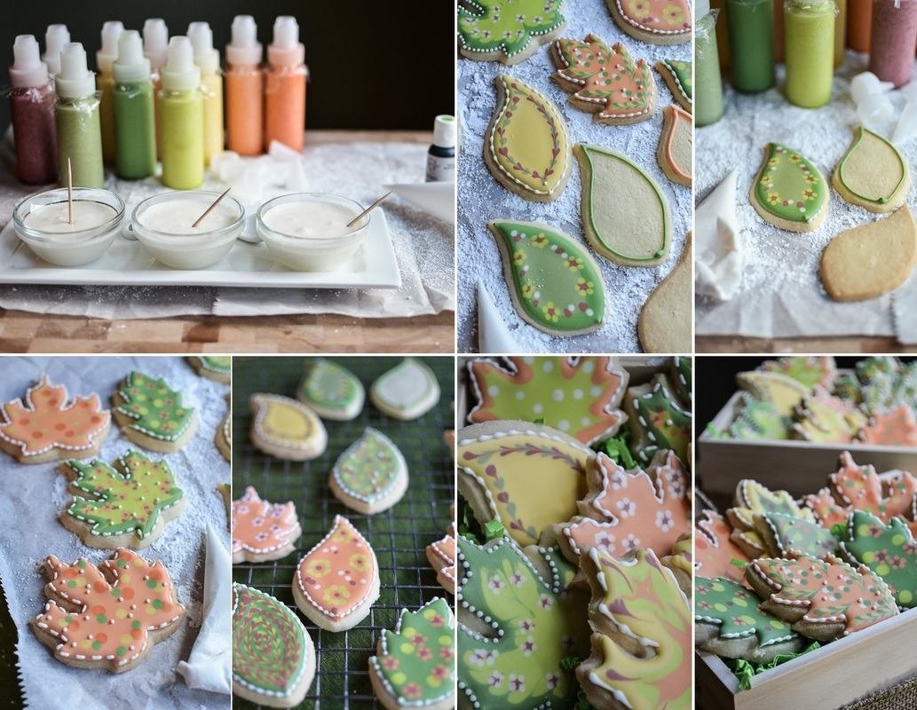 Sugar Realm, How To Decorate Cookies Like A Pro!