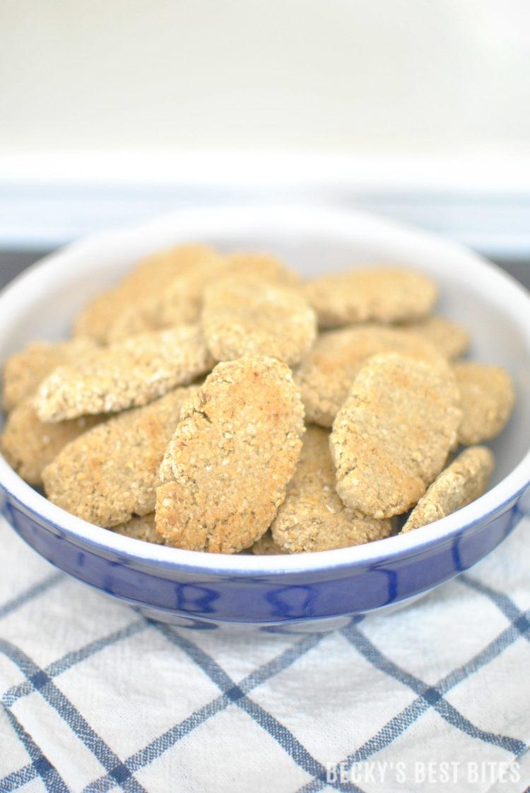 3 Ingredient Baby Teething Biscuits Healthy Recipe