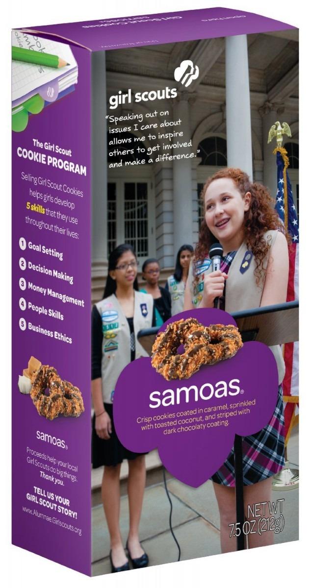 Amazon Com  Girl Scout Caramel Delites Cookies