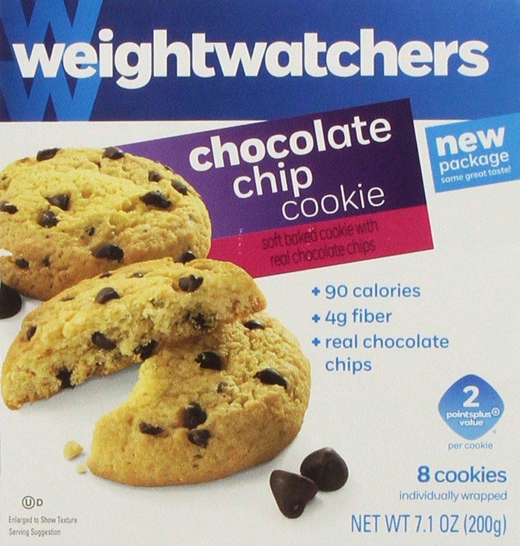 Amazon Com  Weight Watchers Chocolate Chip Cookie 7 9 Oz 3 Packs
