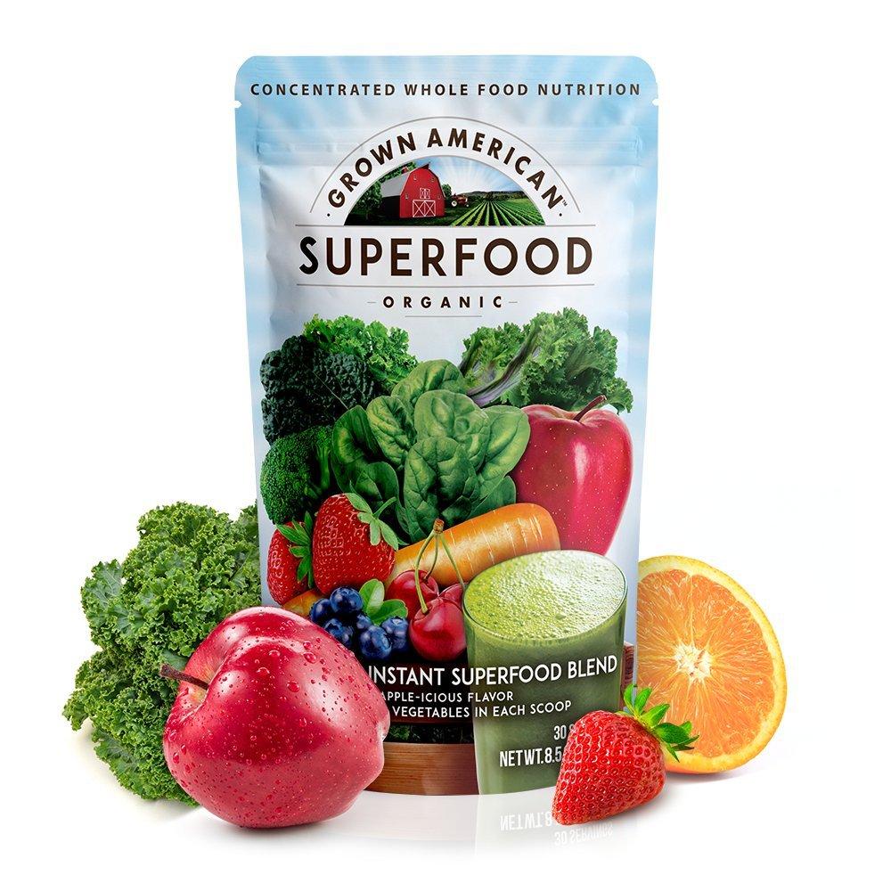Amazon Com  Grown American Superfood