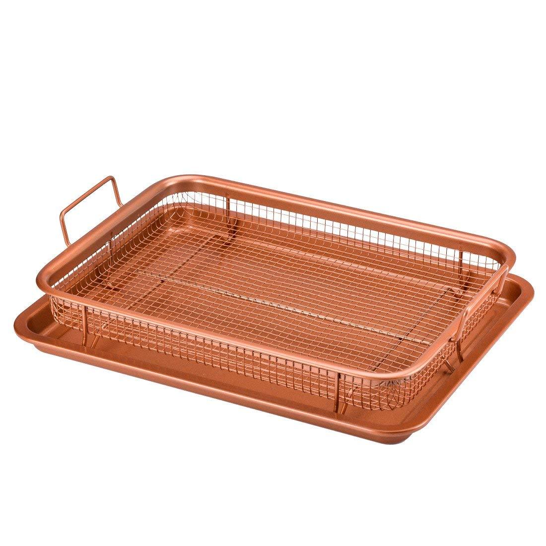 Amazon Com  Copper Chef Crisper Tray