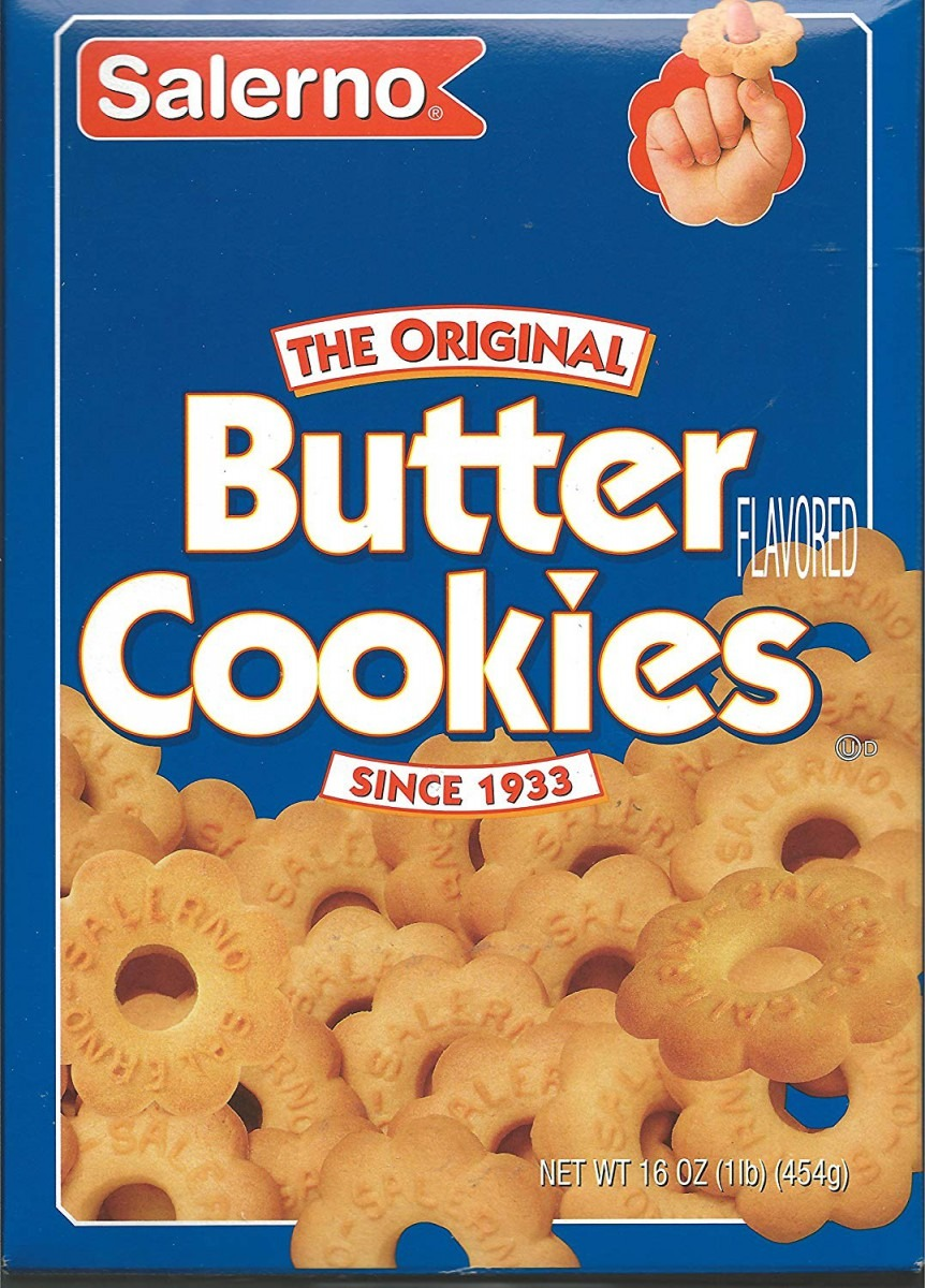 Amazon Com  Salerno Butter Cookies