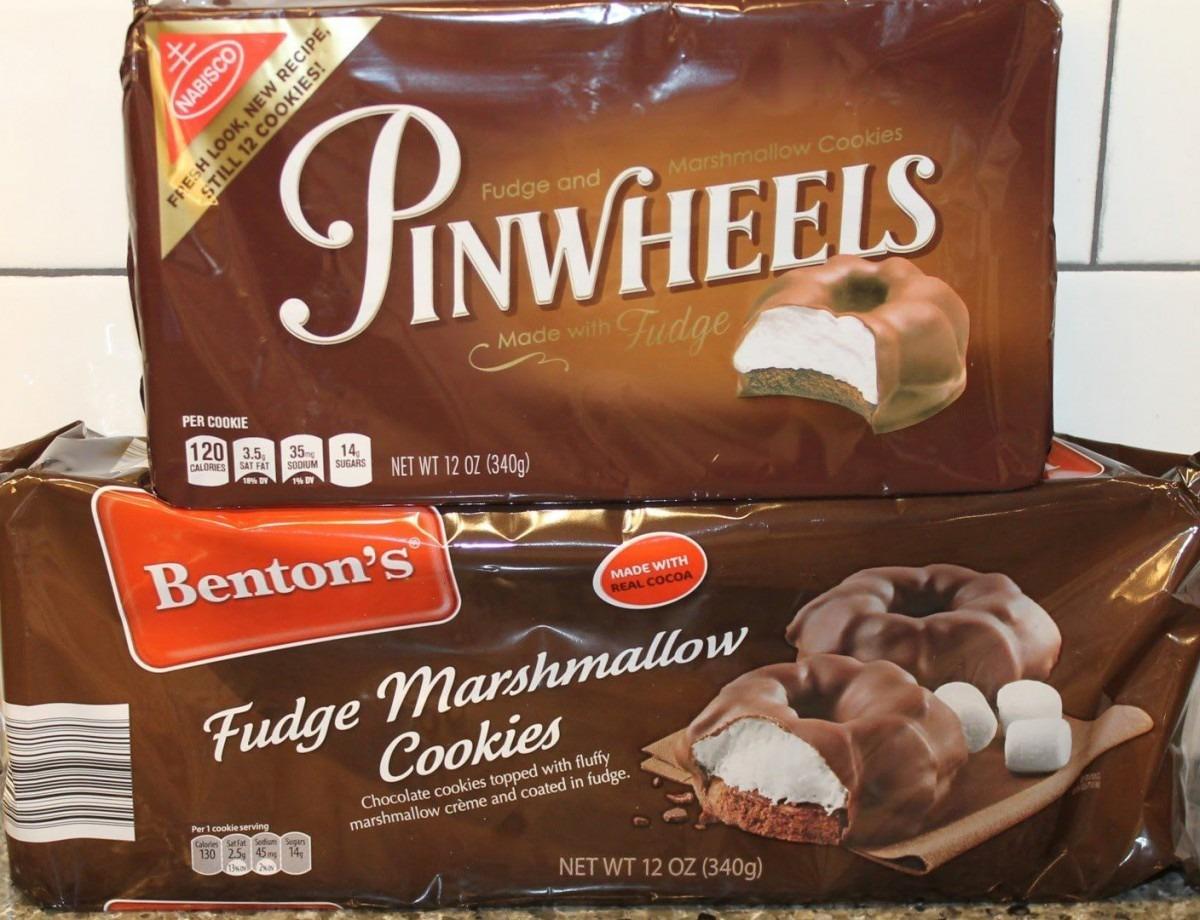 Nabisco Pinwheels Vs Aldi's Benton's Cookies Blind Taste Test