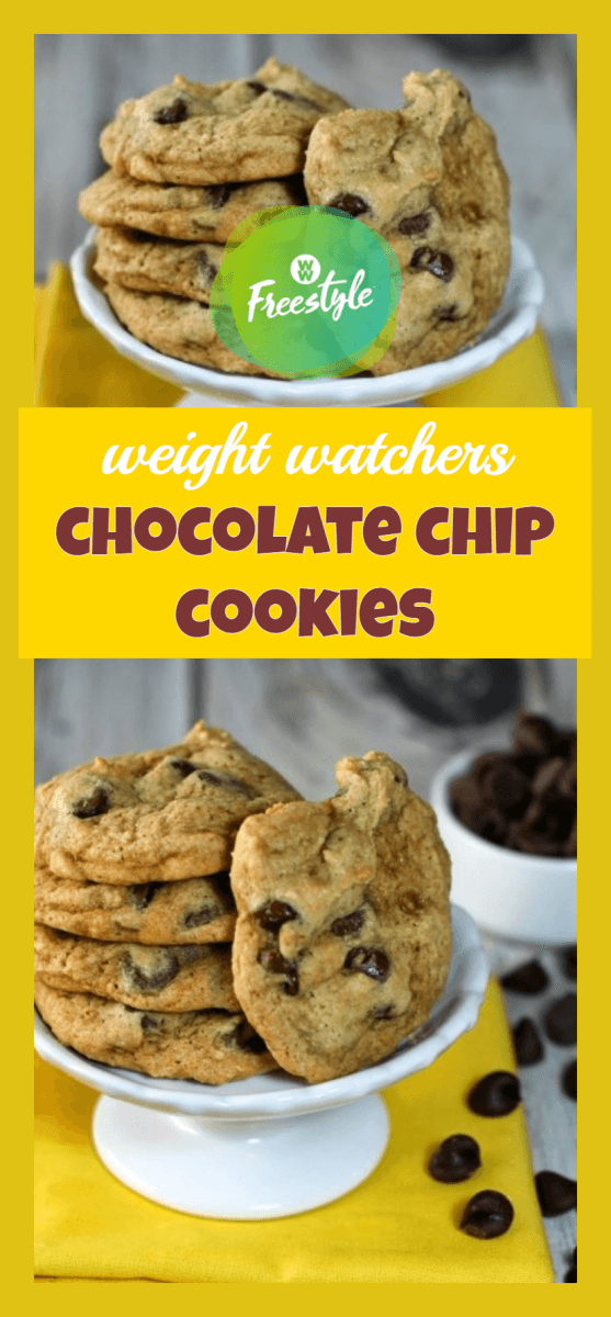 Weight Watchers Chocolate Chip Cookies Ingredients  6 Tablespoons