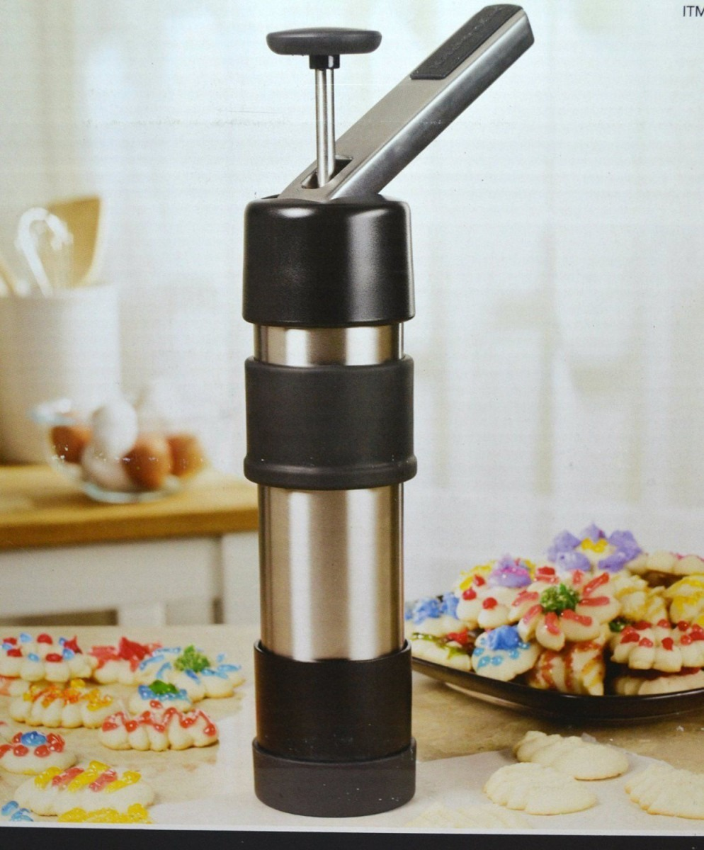 Kitchen Aid Cookie Press     Click Image To Review More Details