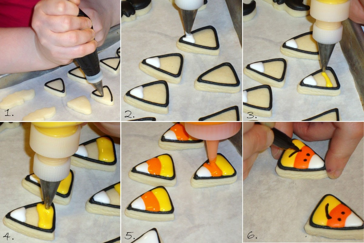 Decorating Sugar Cookies… From Start To Finish